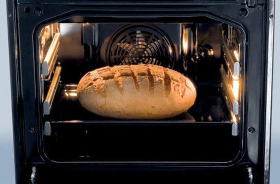 Хлеб в электрической духовке в домашних условиях